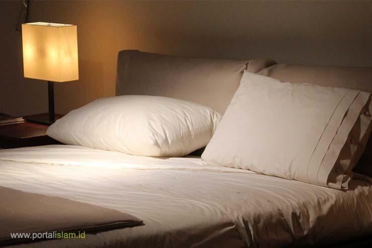 Doa Bangun Tidur Sesuai Sunnah
