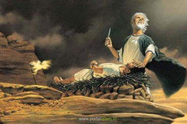 Kisah Nabi Ibrahim Menyembelih Nabi Ismail